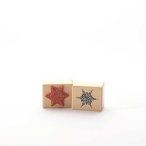 Motivstempel Titel: Judi-Kins kunstvolle Schneeflocke
