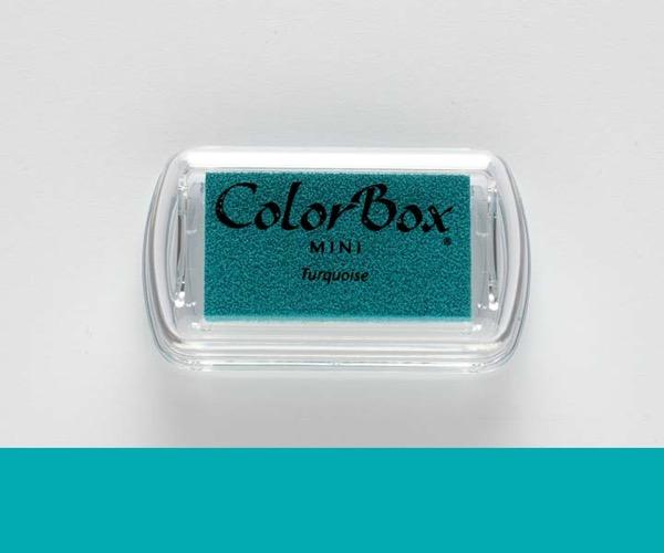 Mini ColorBox · Turquoise - Türkis