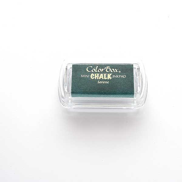 Mini-Chalk · Serene - Kreide Himmel Türkis