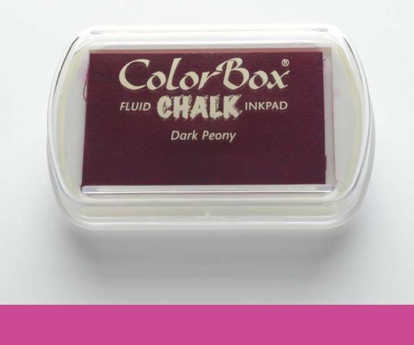 ColorBox Chalk · Dark Peony - Kreide Pfingstrose