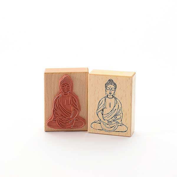 Motivstempel Titel: Buddha