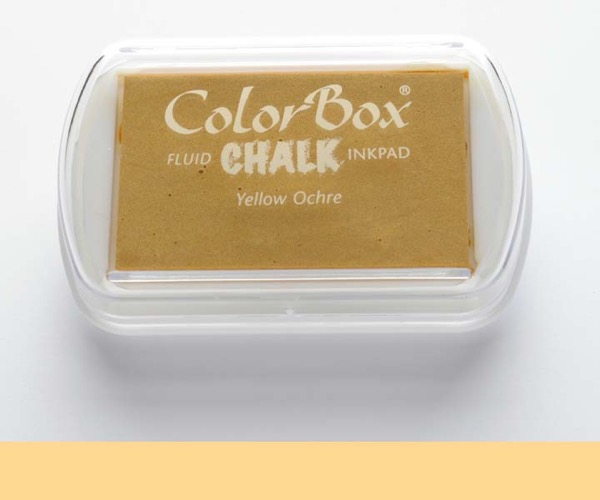 ColorBox Chalk · Yellow Ochre - Kreide Gelbocker
