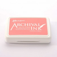 Ranger Archival Ink Stempelkissen - Coastal Carol · Koralle
