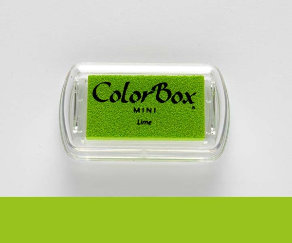 Mini ColorBox · Lime - Limone